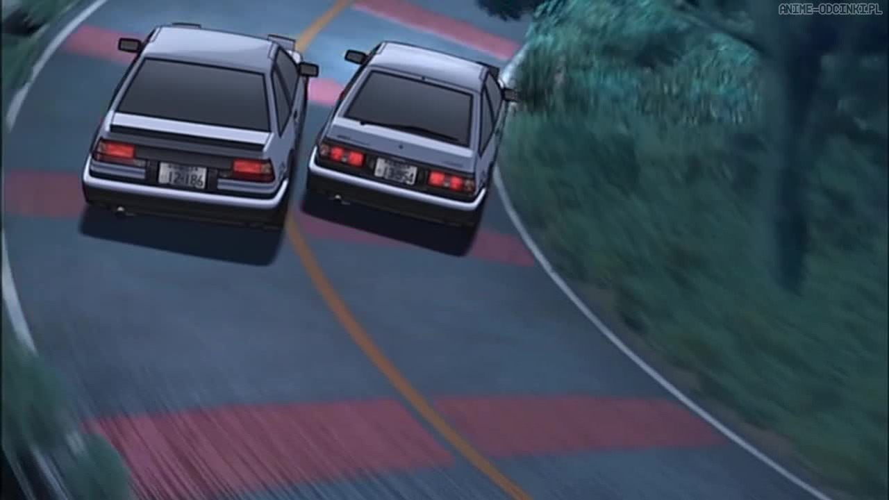 Odcinek: 4 Initial D Final Stage