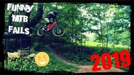 Funny MTB fails  DOWNHILL  2019 #7