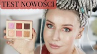 TEST NOWOSCI: NABLA + MARC JACOBS + BOBBI BROWN