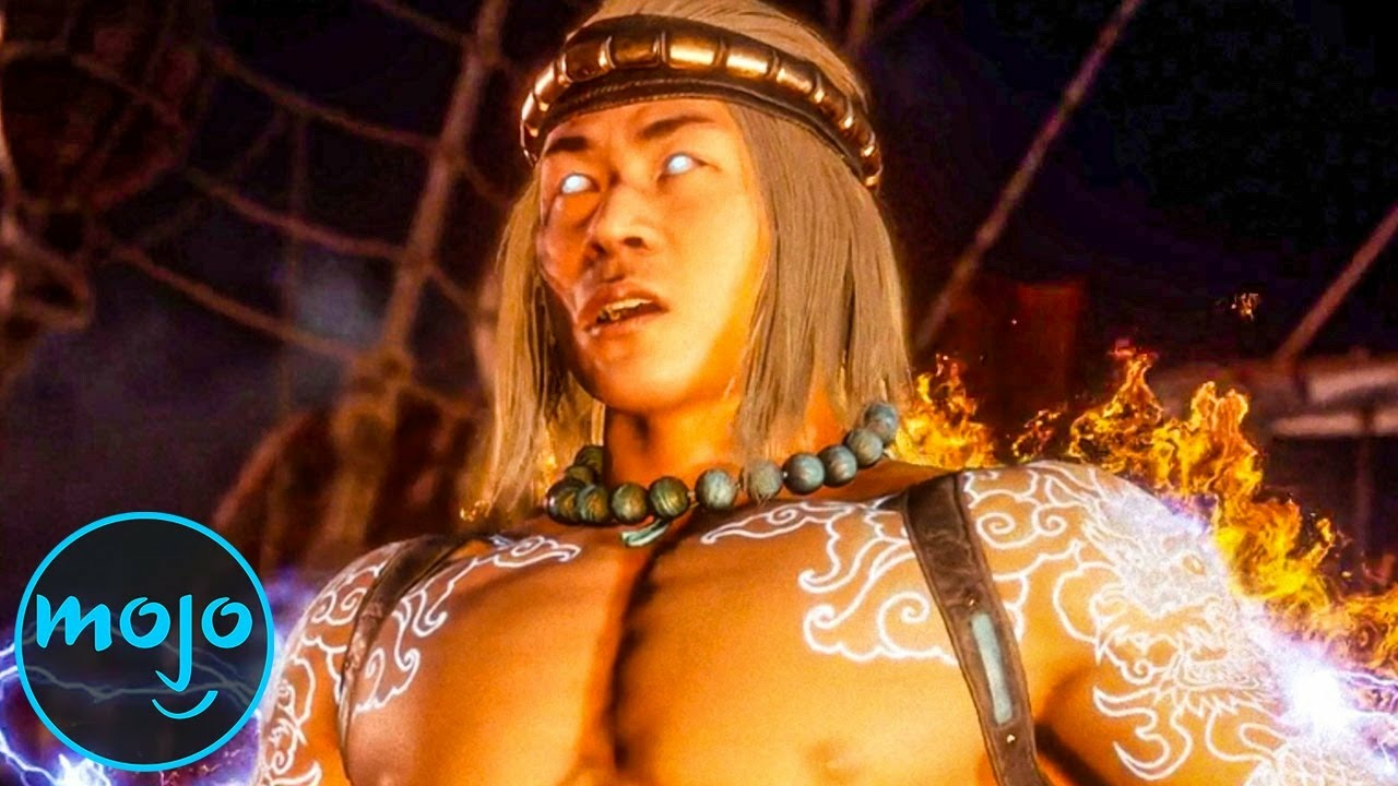 Top 10 Most Shocking Twists in Mortal Kombat