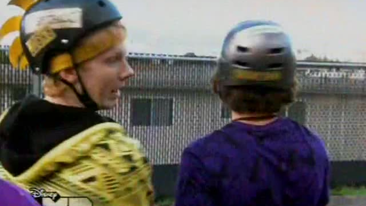 Zeke i Luther, odc 3 - Crash and Learn