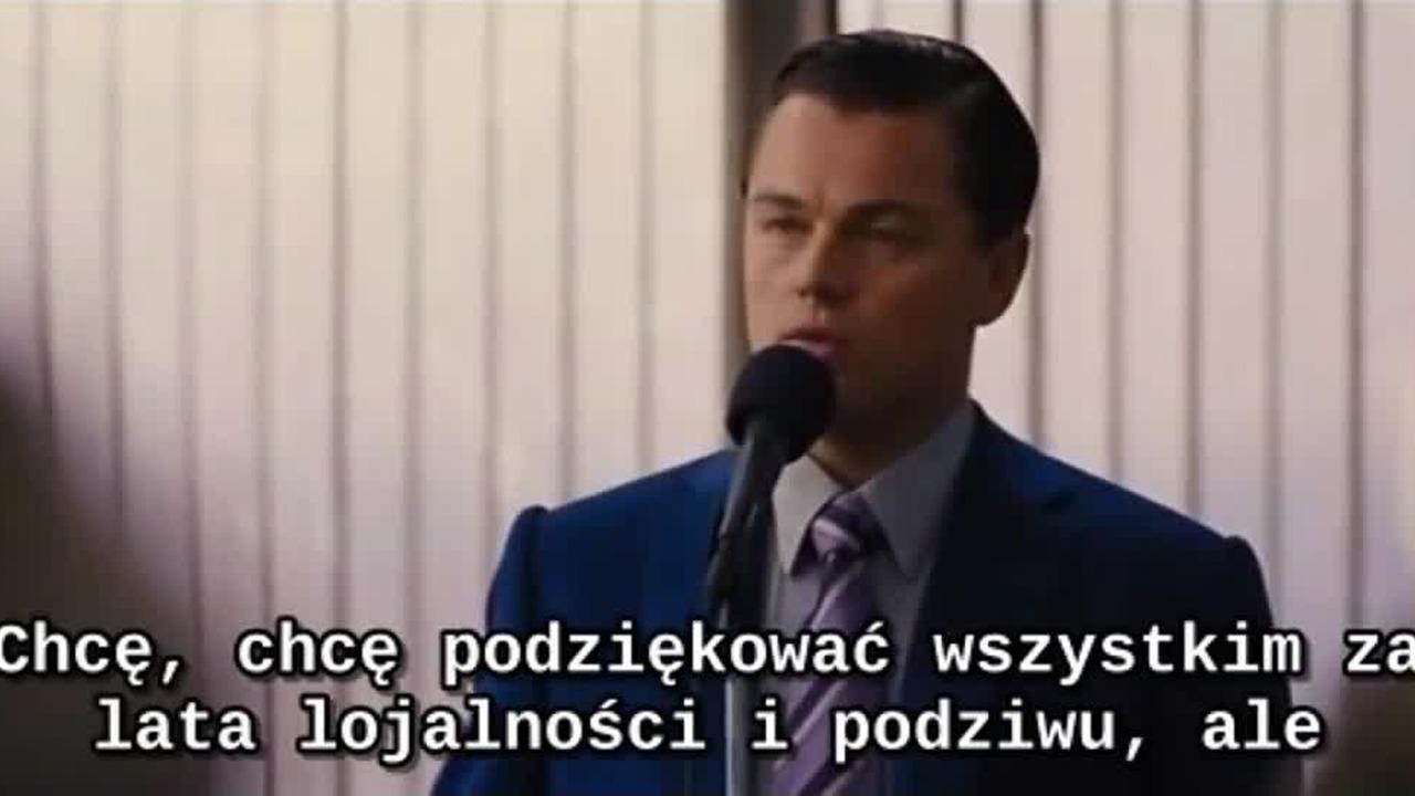 Wilk z wall street napisy online dating. capsunica dublat in romana online dating.
