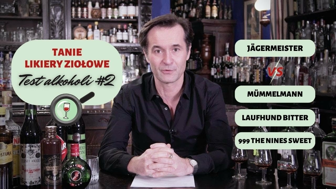 Test Alkoholi 2 Tanie Likiery Ziolowe Jagermeister Vs Mummelmann Laufhund Bitter The Nines Cda