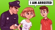 I Was Arrested In Front Of My Crush