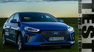 TEST Drive, sound, POV & lights of the new Hyundai IONIQ Hybrid 141HP / 104kW 6DCT gearbox.