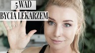 5 WAD BYCIA LEKARZEM     5 ZALET BYCIA LEKARZEM: https://youtu.be/IqdYmysOoxg   MÓJ MAKIJAŻ   Podkład Natasha Denona Foundation X: https://bit.ly/2klBEFi  Givenchy Essence of Greys:https://bit.ly/2mrmyyx  Fenty Beauty Diamond Bomb 2: https://bit.ly/2mv234h  Błyszczyk Pat McGrath Luste Aliengelic: https://bit.ly/2lBf0c9  Puder YSL Poudre Radiance: https://bit.ly/2ZV2T9F  Tusz Maskara Golden Rose Nude Look: http://bit.ly/2YLqDer   #5wadbycialekarzem #zawódlekarz #lekarz #lifestylowy  BĄDŹMY W KONTAKCIE:  FACEBOOK: https://www.facebook.com/DeliciousBeautyPL/?refbookmarks INSTAGRAM: https://www.instagram.com/deliciousbeautybe/ BLOG: https://www.deliciousbeauty.pl TWITTER: https://twitter.com/dbeautypl     WSPÓŁPRACA: contact@deliciousbeauty.pl  PO BOX/ Skrzynka Pocztowa  Delicious Beauty ul.Ossendowskiego 7 93-228 Łódź   MUSIC The music in my videos is from epidemic sound, a royalty free music sharing site which you have to pay a monthly fee to be able to access.