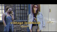 Vintage Lookbook | London / lata 80