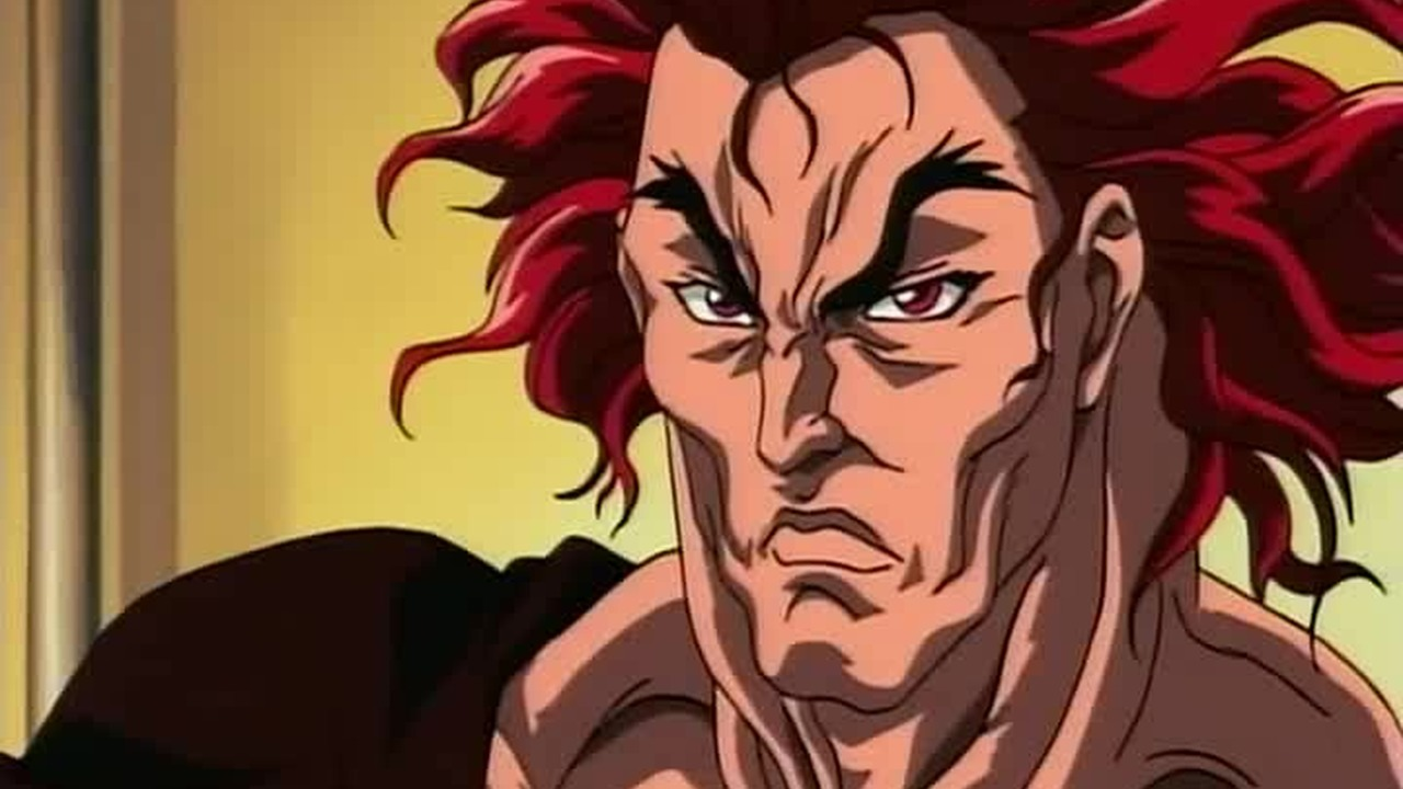 Baki the Grappler 13 Napisy PL