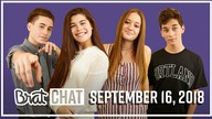BRAT TV CHAT | Brandon, Mason & Jules | 9. 16. 18