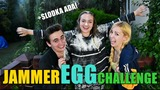 Q&A, SPEECH JAMMER I EGGS CHALLENGE #8 || Słodka Ada z Sióstr Fitdevangel, Just Siblings!