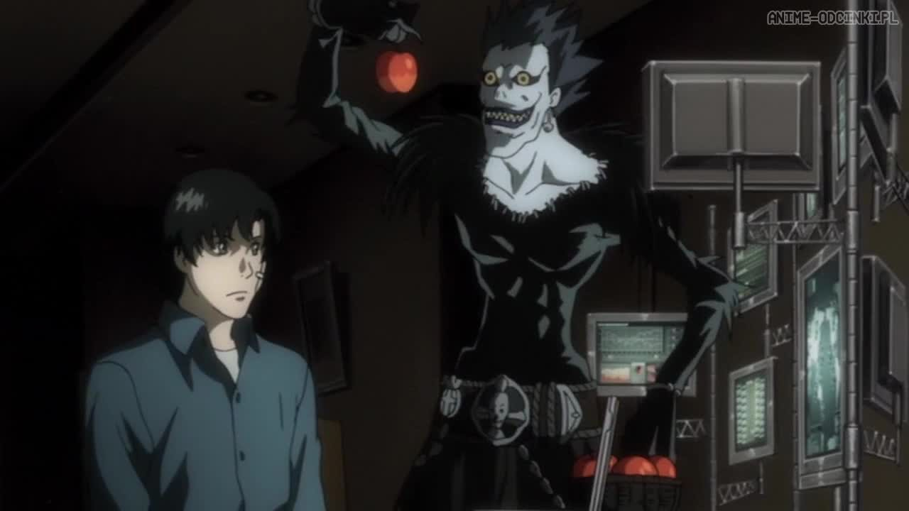 Death Note Odcinek 30