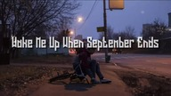 Green Day Wake Me Up When September Ends (Lyrics)