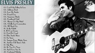 Elvis Presley Greatest Hits