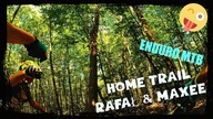 Our new HOME TRAIL 2. 0  Enduro MTB - We have a place to training
