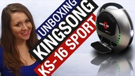 My unboxing video of the new silver Kingsong KS-16S - the sport version. It is the newest Kingsong electric unicycle (so called rideable wheel or ewheel), which gets a lot of attention.   Watch my unboxing and stay tuned for the hands-on video.  Kingsong KS16S is available on: https://www.electricunicycles.eu/kingsong_ks16_s_sport_2017_(silver)_840_wh_35_kmh-c__227  The Kingsong KS16-S technical specification: - Maximum speed: 35 km/h, - Range: up to 70 km, - Battery: 840 Wh Sanyo, - Motor: electric, brushless (BLDC).