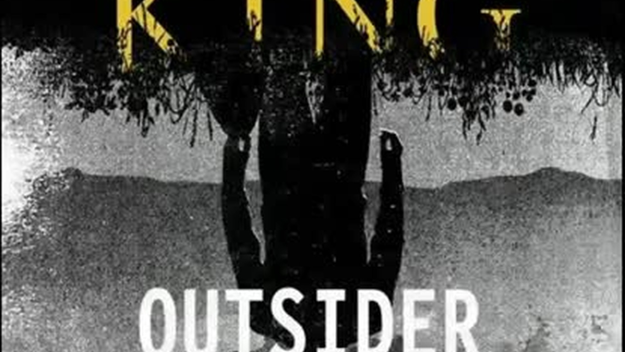 #03.  #King #Stephen Outsider #Audiobook PL