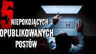 Posłuchaj o 5 niepokojących i w niektórych przypadkach niebezpiecznych ogłoszeniach umieszczonych w internecie...  Grupa na facebooku: https://www.facebook.com/groups/504159116420352/ Instagam: https://www.instagram.com/shnf_kira/ Snapchat: shnf_kira Fanpage na facebooku: https://www.facebook.com/Straszne-historie-na-faktach-669425863105459/?fref=ts Sklep: http://kira-art.cupsell.pl/ Kontakt:  straszne.historie.na.faktach@gmail.com Korespondencja: Karolina Ciosek 25-113 Kielce 3 ul. Barwinek 28 skr. pocztowa 1194  Źródło: https://en.wikipedia.org/wiki/Murder_of_Emily_Sander http://thoughtcatalog.com/dr-dakota-fox/2017/01/6-extremely-disturbing-internet-posts-with-horrific-backstories/  Muzyka: Kevin MacLeod: Darkness Speaks – na licencji Creative Commons Attribution (https://creativecommons.org/licenses/by/4.0/) Źródło: http://incompetech.com/music/royalty-free/index.html?isrc=USUAN1100364 Wykonawca: http://incompetech.com/