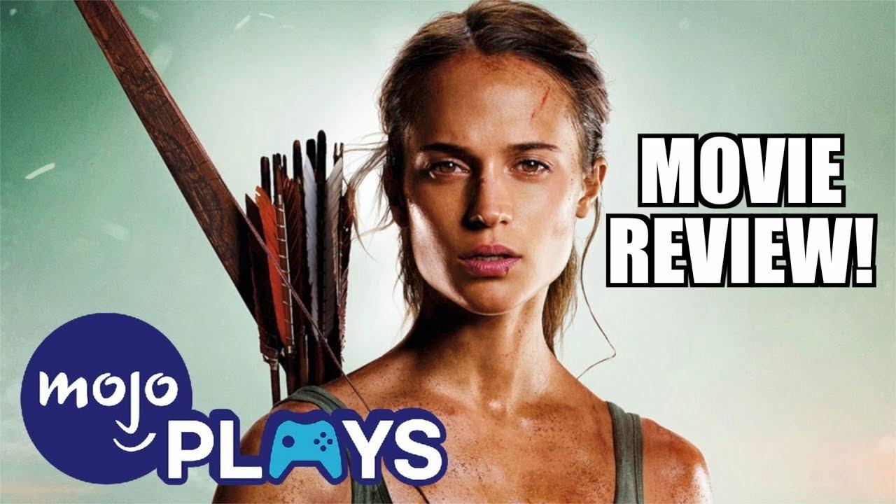 Tomb Raider (2018) Review - Caseys Movie Mania