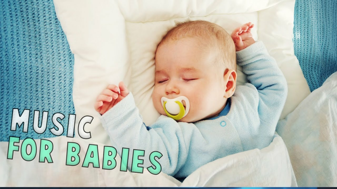 RELAXING LULLABIES FOR BABIES  One Hour Best Sleeping Music