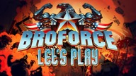 Let's Play - BROFORCE