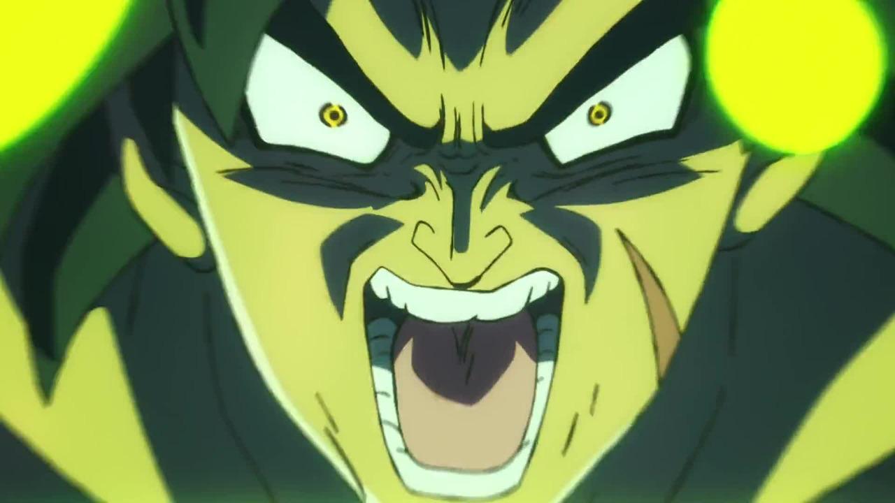 Dragon Ball Super Broly Cda