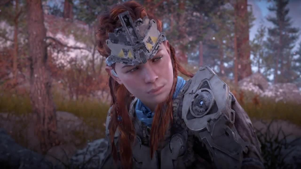 Horizon Zero Dawn: Complete Edition gameplay The Frozen ...