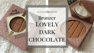 Bronzer Lovely Dark Chocolate |CHAT MAKEUP