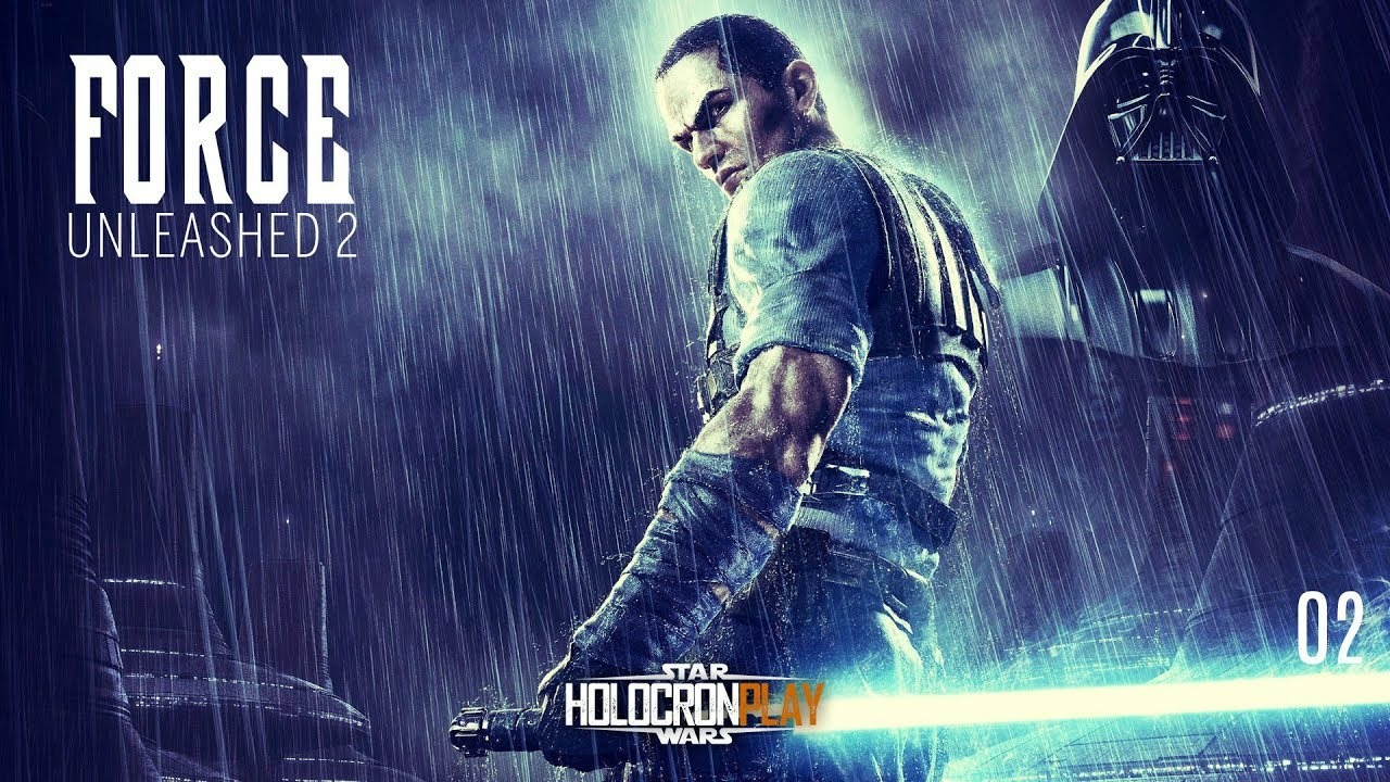 The Force Unleashed 2 - Ale emocje.. wow [HOLOCRON PLAY] 02