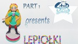 TUTORIAL: Star Butterfly/ Star vs the Forces of Evil PART 1 polymer clay made hand lepiołki