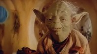 Yoda Singing to Luke