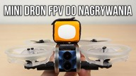 Mini DRON FPV Do Nagrywania w 4K - CinePro 4K HD - Caddx Tarsier - ArtekFPV #13