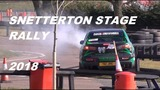 Snetterton Stage Rally, 18.02.2018 - rally action, crashes and mistakes